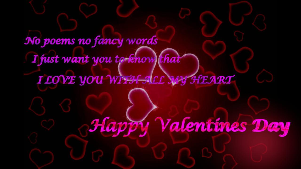 Happy Valentines Day Quotes For My Boyfriend Happy Valentines Day Love