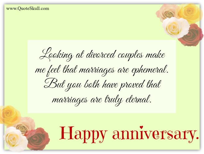 Happy Wedding Anniversary Quotes Parents Amp In Law Grandparents