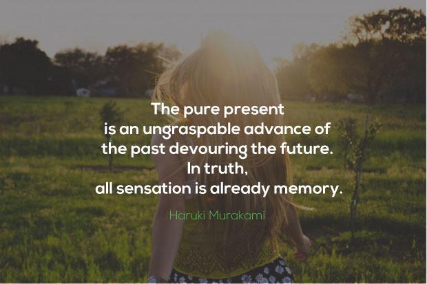 Haruki Murakami Quote Life