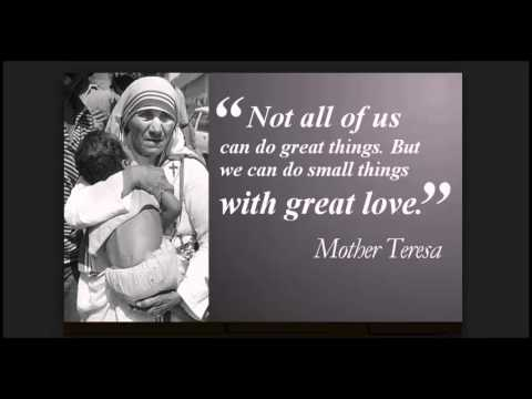 Top  Inspiring Mother Teresa Quotes Quotes World