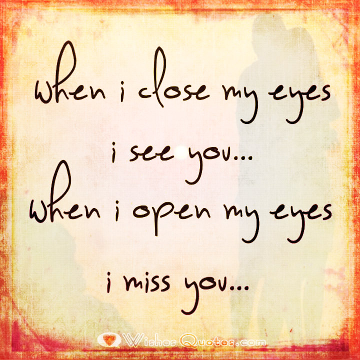 Missing You Love Quotes For Her Unique I Miss You Quotes