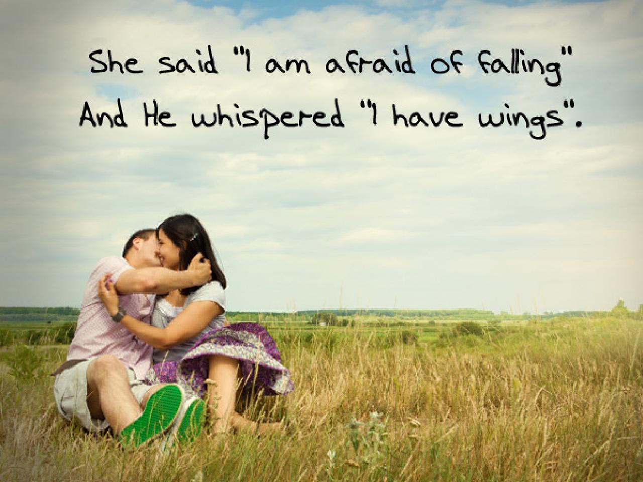 Cute Beautiful Love Quote
