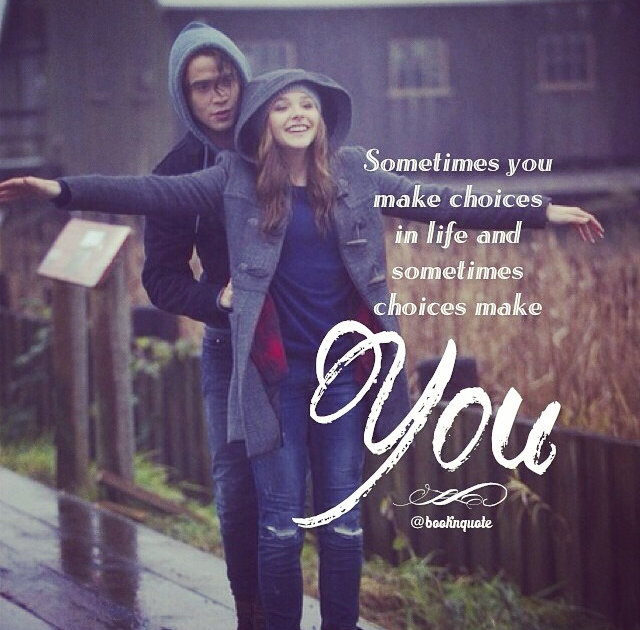 This Is My Favourite Quote From If I Stay You Can Read My Book Discussion Here