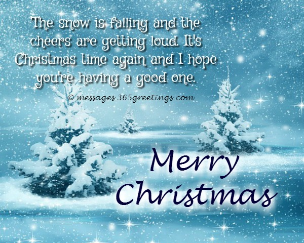 Inspirational Christmas Quotes And Sayings