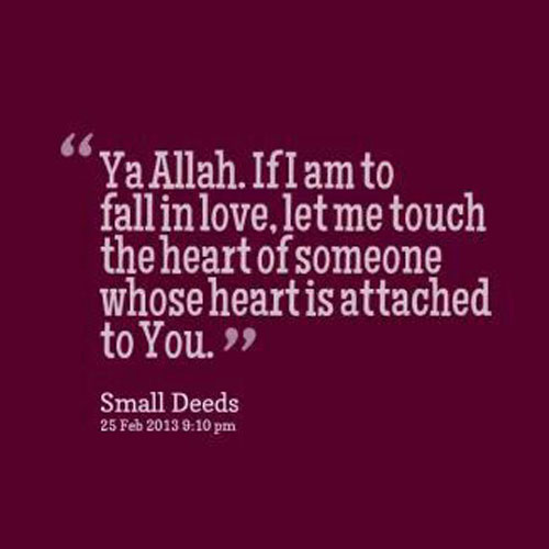 If You Want Guaranteed Success In Your Marriage Make Every Effort To Please Allah Real Love Starts After