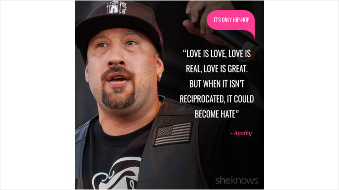 Love Quotes That Are Actually Inspired By Rap Lyrics