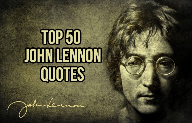 Top  John Lennon Quotes