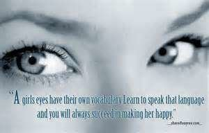 Best Quotes On Girls Beautiful Eyes