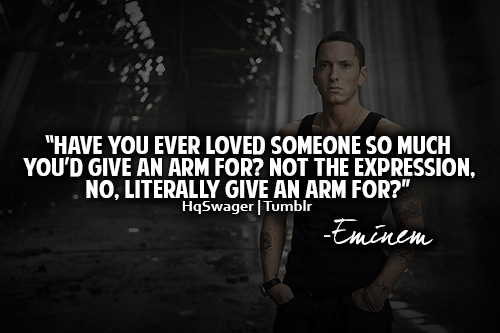 Eminem And When Im Gone Image