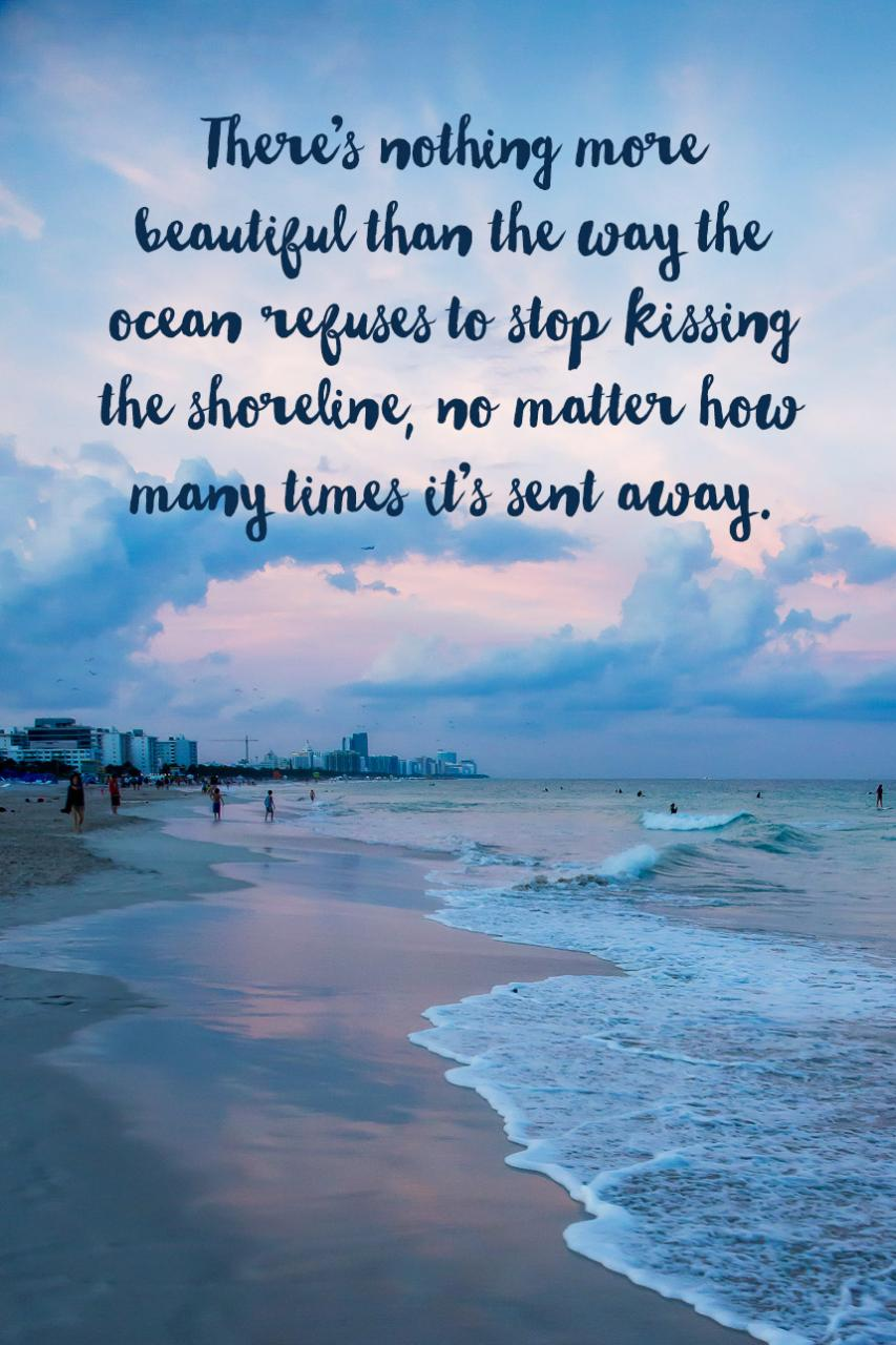Love Beach Quotes Visit Stylishlyme Com To Read More Beach Quotes