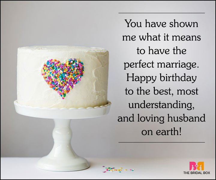 Love Quotes For Husband On His Birthday The Perfect Marriage