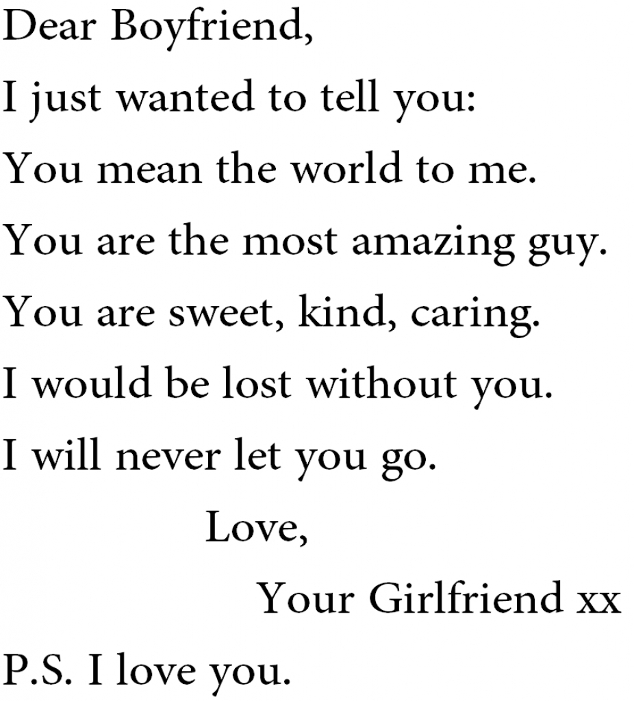 Love Quotes For Your Boyfriend Love Quotes And Sayings For Boyfriends Quotesgram