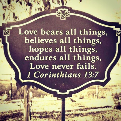 Love Quotes From The Bible Corinthians Valentine Day