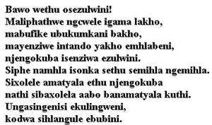 Funny Jokes Xhosa