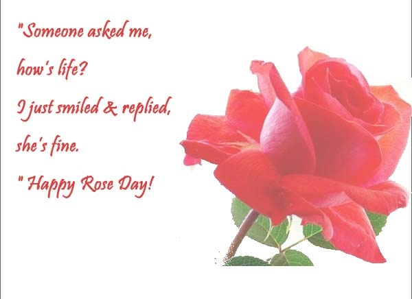 If Your Partner Is Away You Can Send Him Her Lovely Rose Day Quotes Rose Day Pictures Or Rose Day Messages To Show Your Love