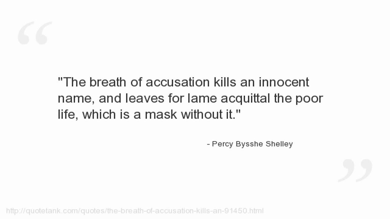 Percy Bysshe S Ey Quotes