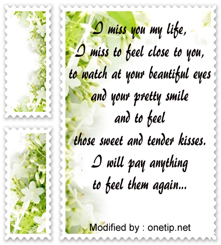 I Miss You Messages For Boyfriendim I Miss You Messages To My