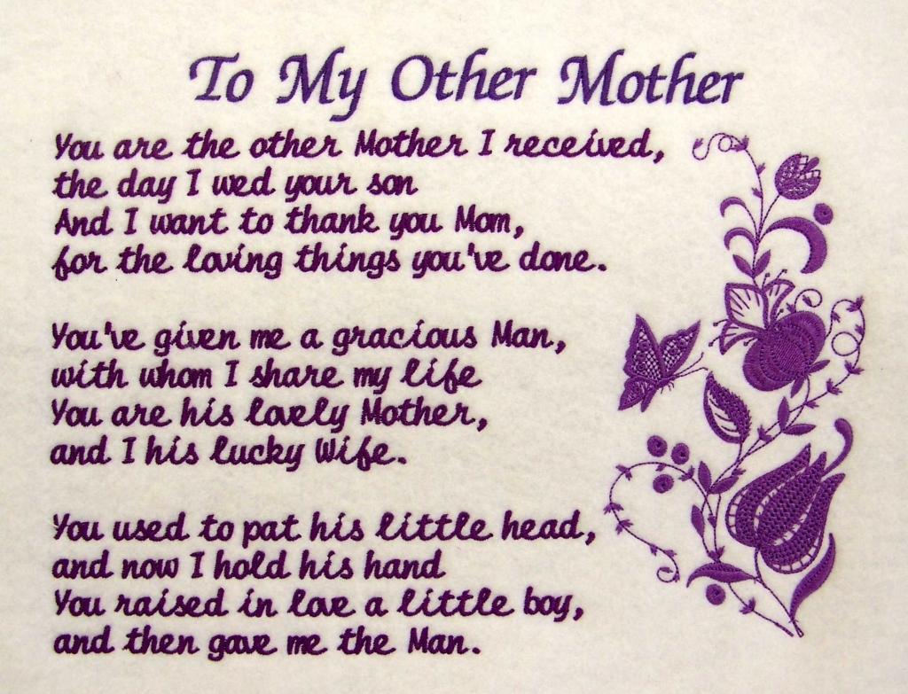 Mother In Law Quotes Mother In Law Quotes Nice Quotesgram Christmas Quotes For Parents
