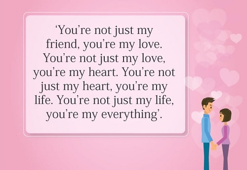 My Everything Love Quotes For Husband