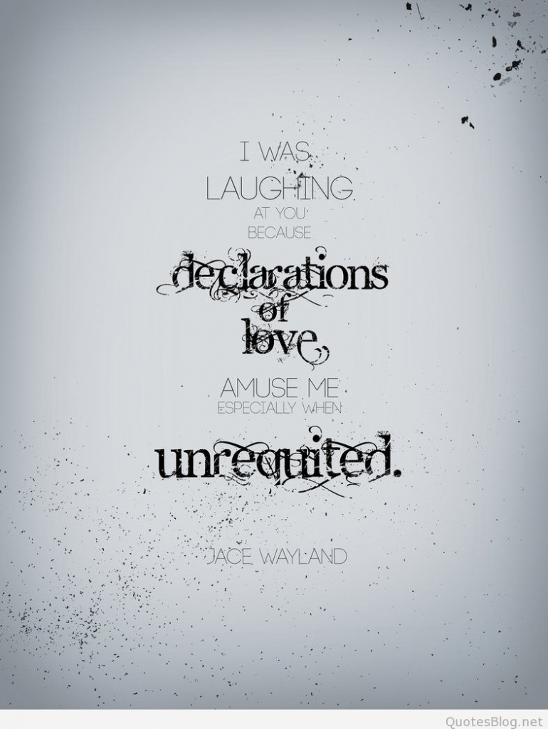 Quote About Unrequited Love Best Unrequited Love Quotes And Sayings