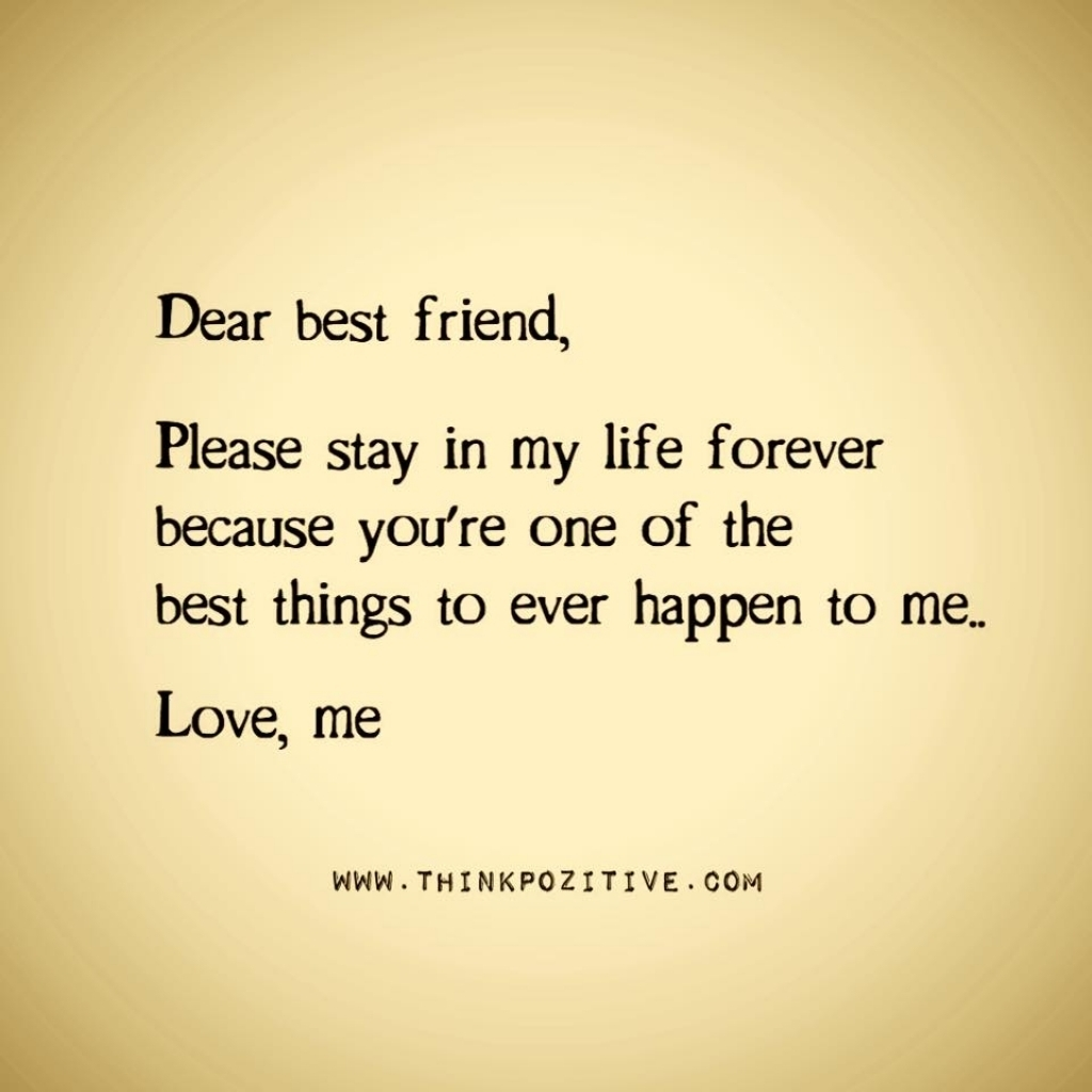 Quote To My Best Friend I Love My Friends Quotes Tumblr Quotes Collections