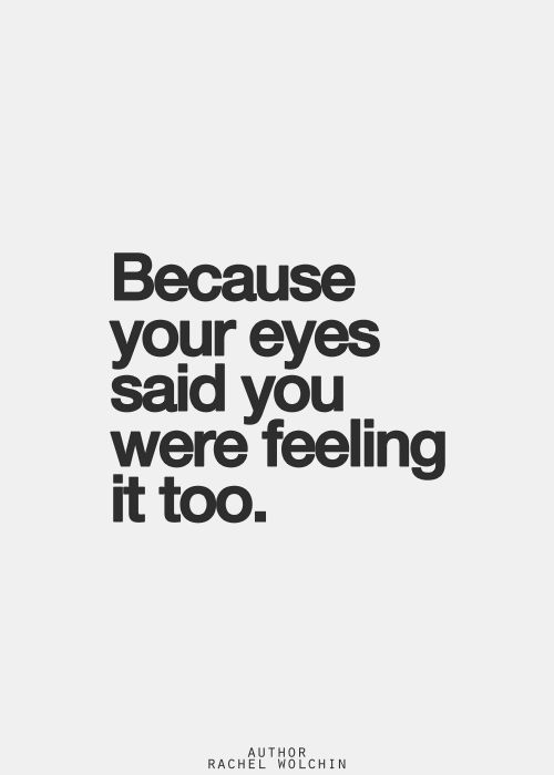 As The Quote Says Description Your Eyes