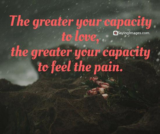 Quotes Love Sad