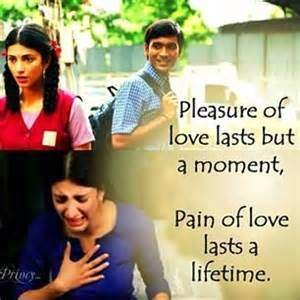 Tamil Movie Moonu Pain Love Missing Vip True Love Has Lot Of