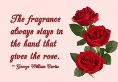 Rose Image With Love Quote