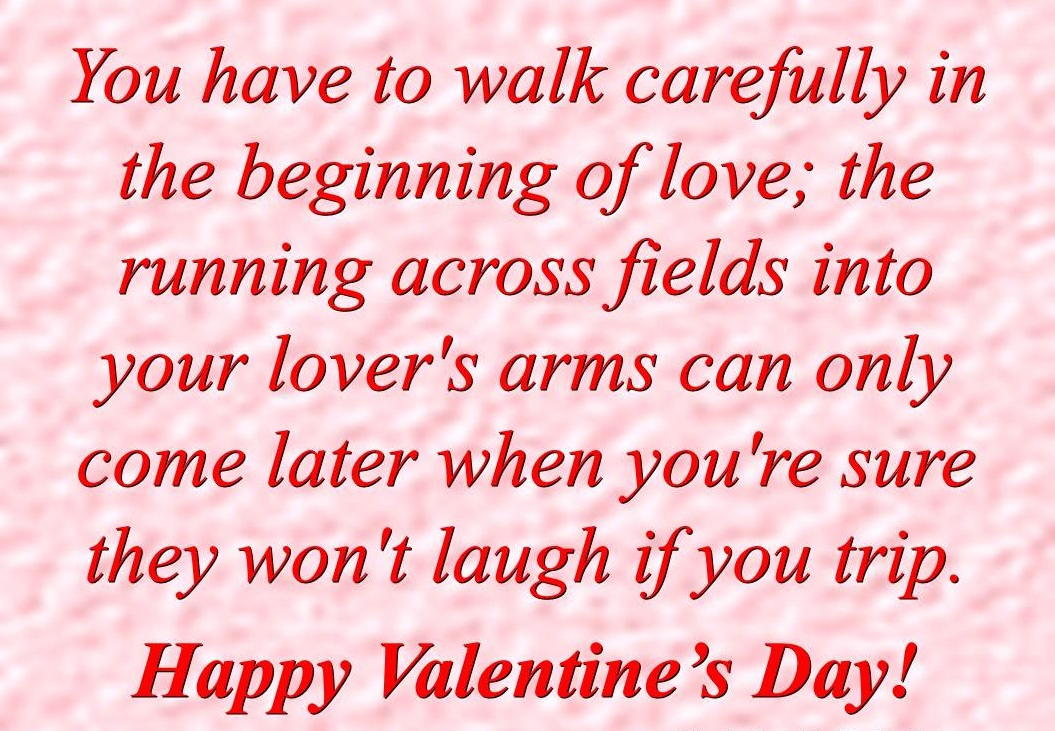Simple Valentines Day Quotes Valentine Day Quote About Love