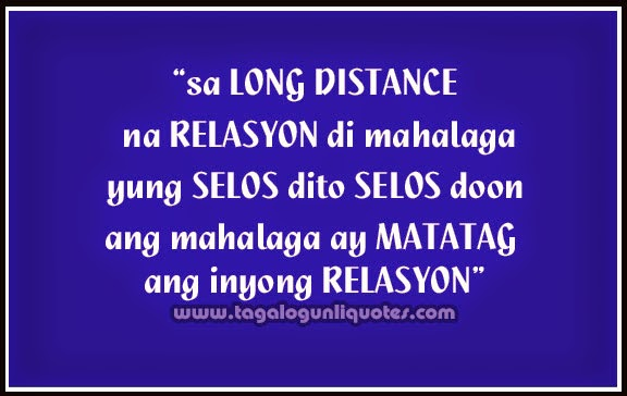 Love Quotes For Her Long Distance Relationship Tagalog Tagaloglongdistancerelationshipquotes ___n