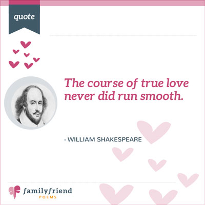 Famous Love Poems