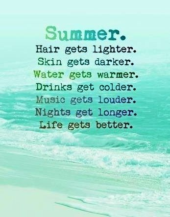 Top  Summer Quotes Sunshine