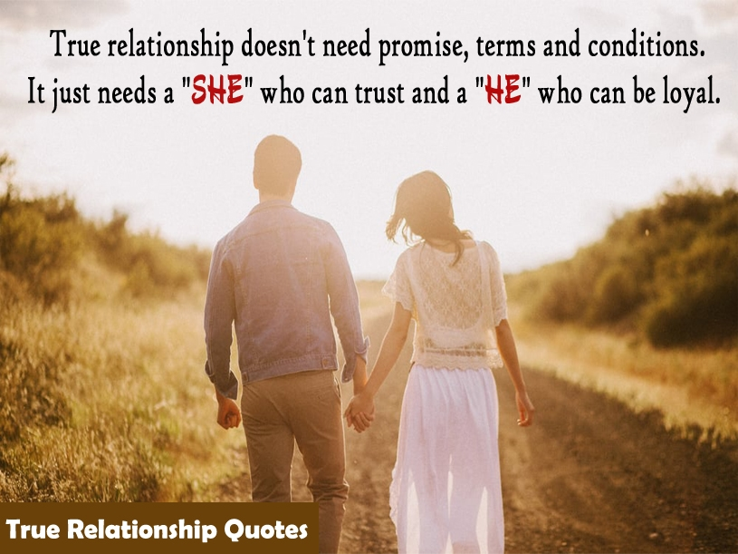 Best True Relationship Quotes And Sayings About Life Love