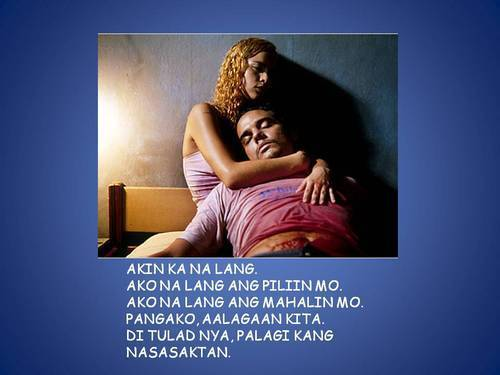 Love Quotes For My Wife Tagalog Image At Relatably Com
