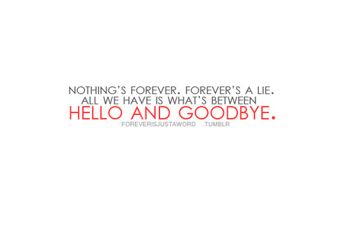 Goodbye Quotes Tumblr Image Quotes At Relatably Com