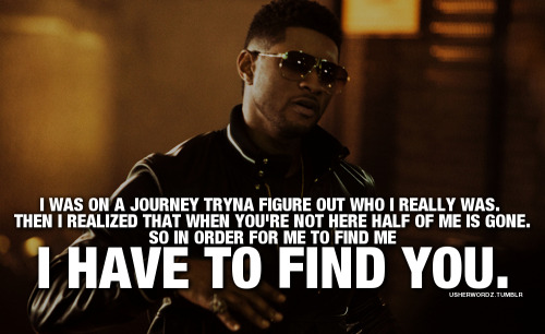 Love Quotes From Usher Songs