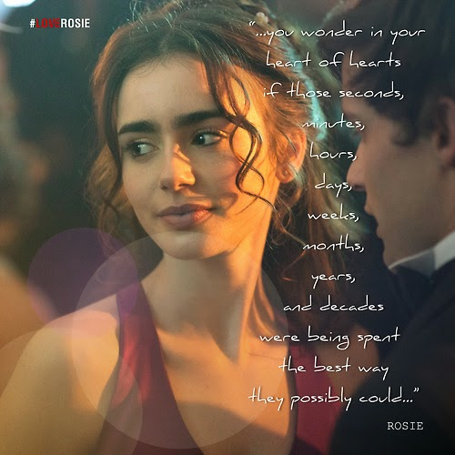 Love Rosie Reminds Everyone To Take That Chance