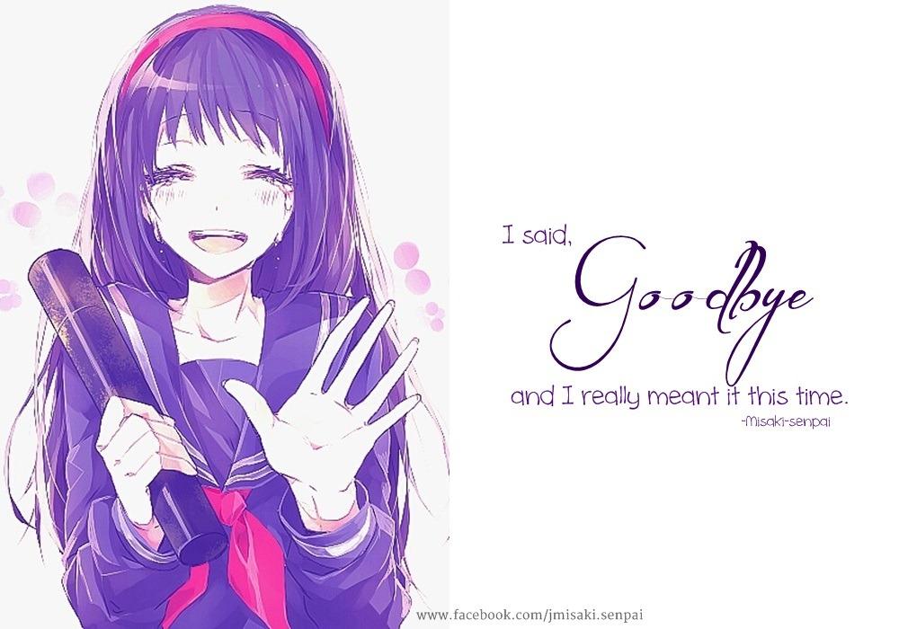 Goodbye My First Love Tags Iamj Kiquotes Anime Girl Sad Quotes Sad Anime Quotes Unrequited