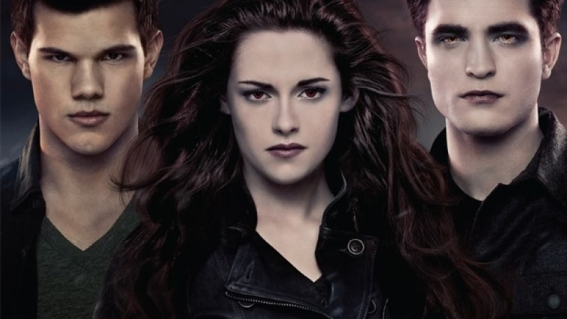 Its Time To Rank The Movies Of The Sparkly Vampire Franchise The Twilight Saga