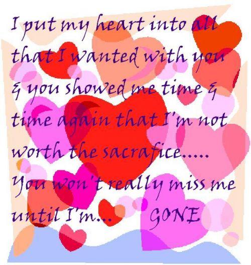 Valentine quotes for your boyfriend