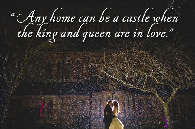 Words Of Wisdom For Newlyweds