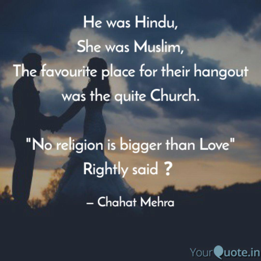 Muslim Quotes On Love Chahat Mehra Quotes Yourquote