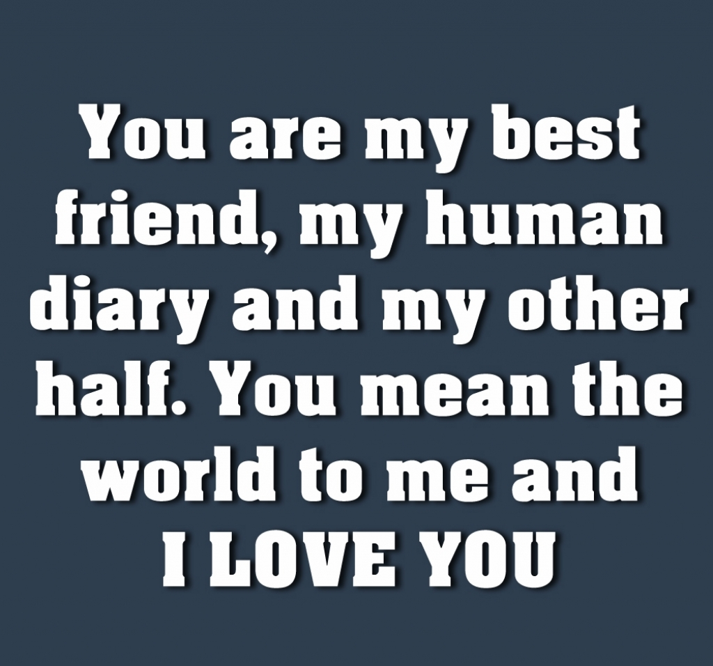 You Mean The World To Me Quotes Love Quotes To Boost Up Love Life
