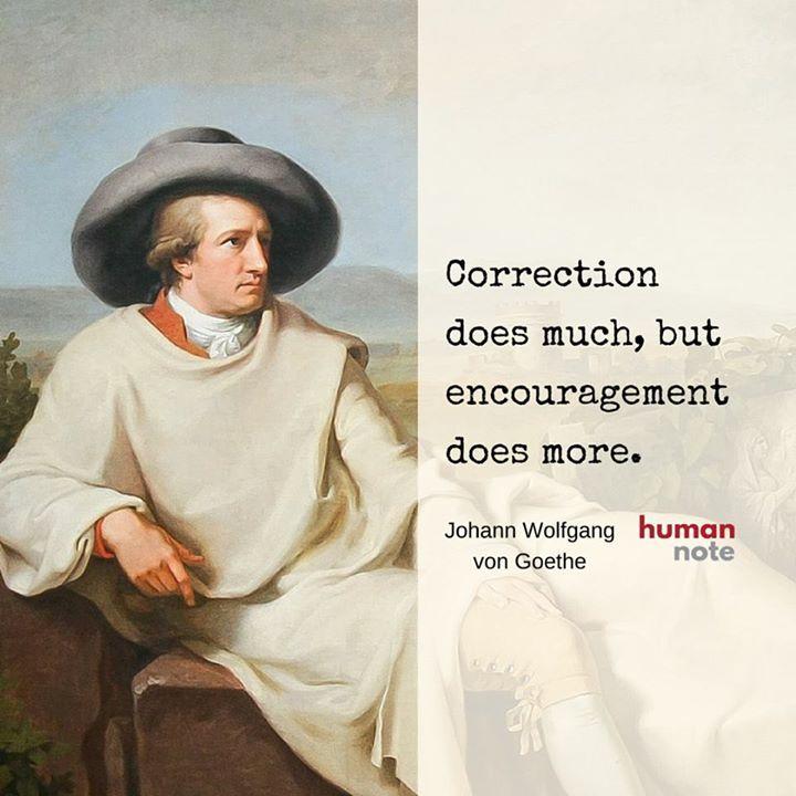Timeless Advice From Goethe
