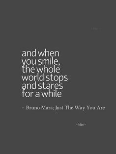 Because You Are Amazing Just The Way You Are Inspirational Song Lyricslyric Artlove Song Lyrics Quotesnursery