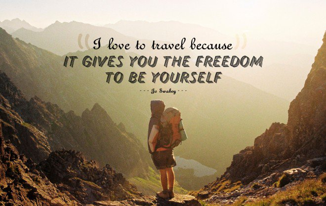 Travel Quote  I Love