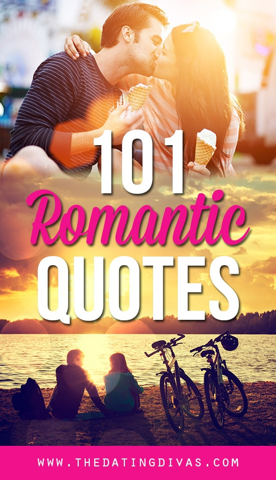 Romantic Love Quotes From The Dating Divas