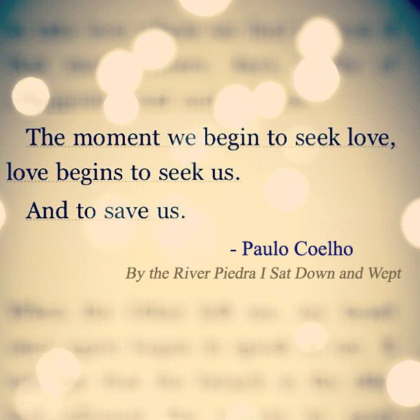 Paulo Coelho By The River Piedra I Sat Down And Wept