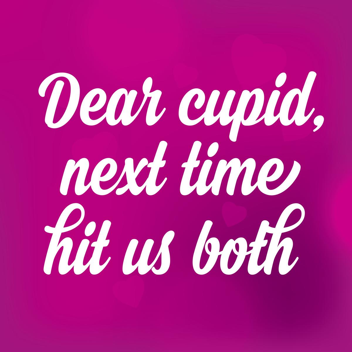 Valentines Day Poster Love Quote